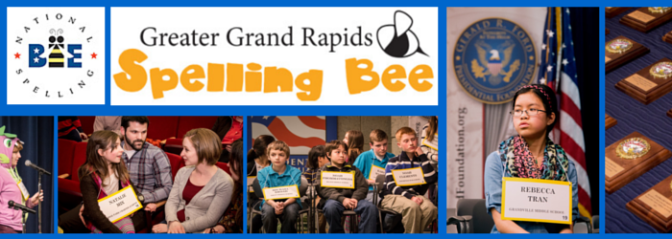 Greater Grand Rapids Spelling Bee