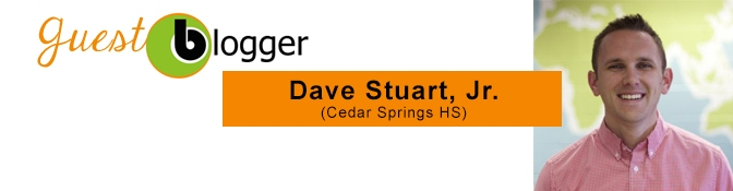 Guest Blogger- David Stuart, Jr. Kent ISD Bulletin