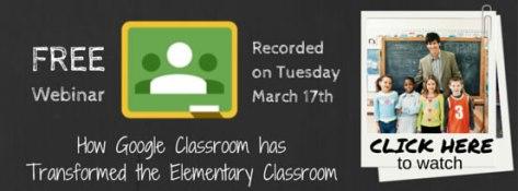 Kent ISD pdnow Google Classroom Webinar