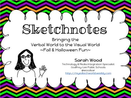 sketchnotes presentation godfrey lee sarah wood