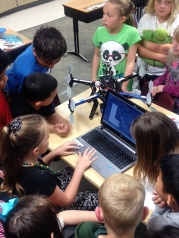Children Drone Software