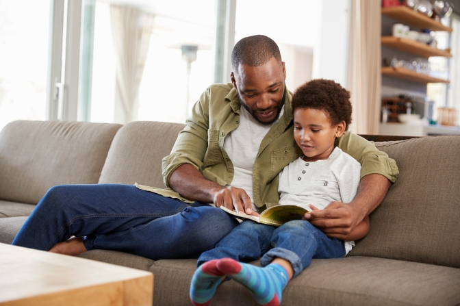 Mapp and Morrell Promote Early Literacy by Engaging Parents