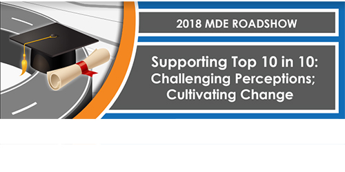 "MDE ""Top 10 in 10 Roadshow"" Visits GR in April"