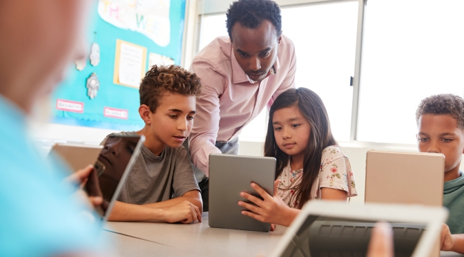 Shifting Routines for Student Proficiency Gains